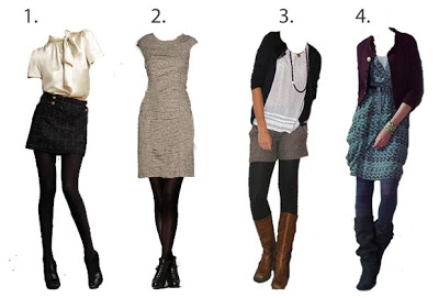 What to Wear: Tights 101 – EmilyStyle
