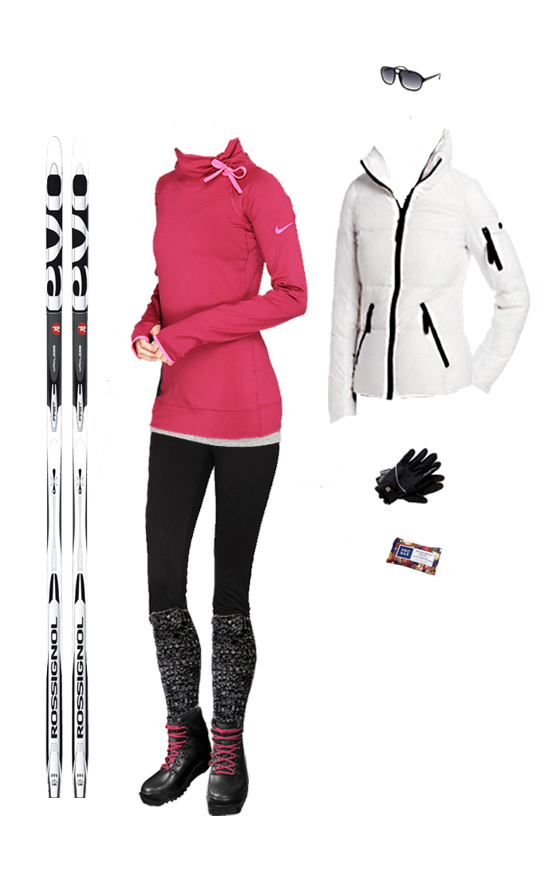 What to Wear: Cross Country Skiing – EmilyStyle