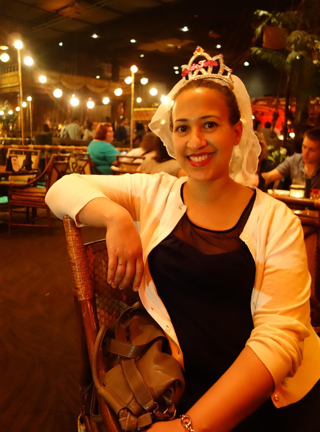 Tonga Room Bride